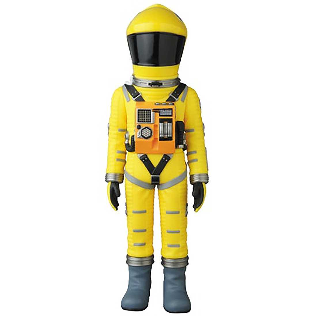 PREORDER - Medicom VCD 2001 A Space Odyssey Space Suit Yellow Ver. Figure (yellow)