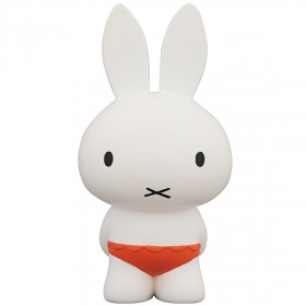 PREORDER - Medicom UDF Dick Bruna Series 3 Miffy Playing In Water Ultra Detail Figure (orange)