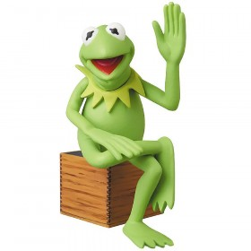 PREORDER - Medicom UDF Disney Series 8 Kermit The Frog Ultra Detail Figure (green)