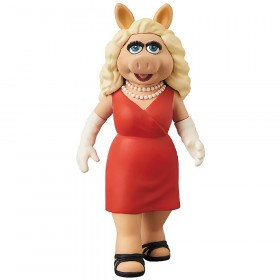 PREORDER - Medicom UDF Disney Series 8 Miss Piggy Ultra Detail Figure (red)