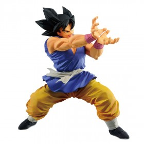 PREORDER - Banpresto Dragon Ball GT Ultimate Soldiers Son Goku Figure (blue)