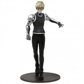 Banpresto DXF One-Punch Man Genos Premium Figure (gray)