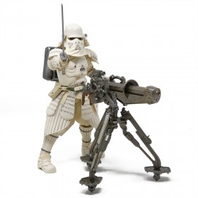 Bandai Meisho Movie Realization Star Wars Kanreichi Ashigaru Snow Trooper Figure (white)