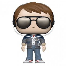 PREORDER - Funko POP Movies Back To The Future - Marty With Glasses (gray)