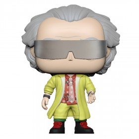 Funko POP Movies Back To The Future - Doc 2015 (yellow)