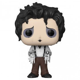 PREORDER - Funko POP Movies Edward Scissorhands - Edward In Dress Clothes (white)