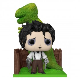 PREORDER - Funko POP Deluxe Edward Scissorhands - Edward And Dino Hedge (green)