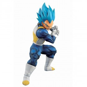 PREORDER - Bandai Ichiban Kuji Dragon Ball Super Saiyan God Super Saiyan Evolved Vegeta Figure (blue)