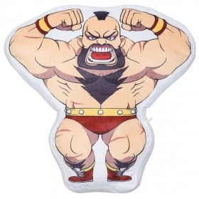 BAIT x Street Fighter Zangief Pillow (tan)