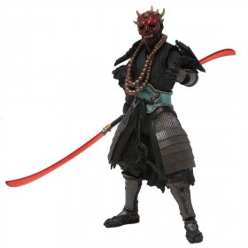 Bandai Meisho Movie Realization Star Wars Sohei Darth Maul Figure (black)
