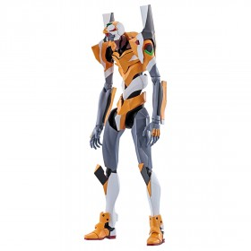 Bandai Robot Spirits Evangelion New Theatrical Edition Evangelion Proto Type-00 Figure (yellow)