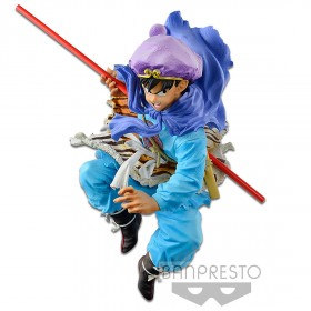 PREORDER - Banpresto Dragon Ball Z Banpresto World Figure Colosseum Vol. 5 Goku Figure (blue)