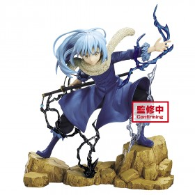PREORDER - Banpresto That Time I Got Reincarnated As A Slime ESPRESTO est Tempest Effect And Motions Rimuru Tempest Figure (blue)