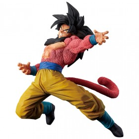PREORDER - Banpresto Dragon Ball Super Son Goku Fes!! Vol 6 Super Saiyan 4 Goku Figure (red)