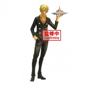 PREORDER - Banpresto One Piece Grandista Nero Sanji Figure (black)