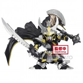 PREORDER - Banpresto SD Gundam Dark Knight Gundam Mk-II Round Table Figure (silver)