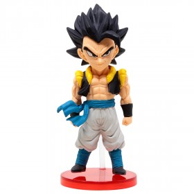 Banpresto Dragon Ball Legends Collab World Collectable Figure Vol 2 - 09 Gogeta (black)