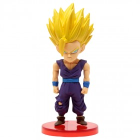 Banpresto Dragon Ball Legends Collab World Collectable Figure Vol 2 - 10 Super Saiyan 2 Son Gohan (purple)