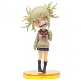 Banpresto My Hero Academia World Collectable Figure Vol. 6 - 35 Himiko Toga (beige)