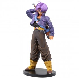 Banpresto Dragon Ball Legends Collab Trunks Figure (purple)