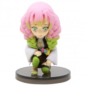 Banpresto Demon Slayer Kimetsu No Yaiba World Collectable Figure Be In Front Of The Oyakata-Sama Vol.2 - Mitsuri Kanroji (pink)