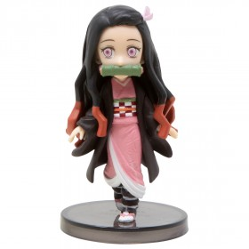 Banpresto Demon Slayer Kimetsu No Yaiba World Collectable Figure - 2 Nezuko Kamado (pink)