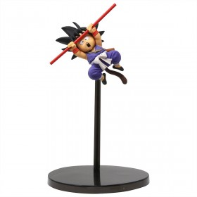 Banpresto Dragon Ball Super Goku Fes!! Vol 9 - Child Goku Figure (purple)