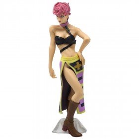 Banpresto JoJo's Bizarre Adventure Golden Wind JoJo's Figure Gallery 7 - Trish Una (pink)
