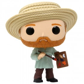 Funko POP Artists Vincent van Gogh (tan)