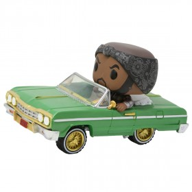 Funko POP Rides Ice Cube In Impala (green)