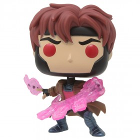 Funko POP Marvel X-Men Classic - Gambit With Cards (purple)