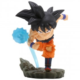Banpresto Dragon Ball Super World Collectable Diorama Vol.3 Son Goku Figure (orange)