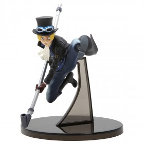 Banpresto One Piece Banpresto World Figure Colosseum 2 Vol.8 Sabo Figure (black)