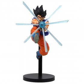 Banpresto Dragon Ball Z G x Materia The Son Goku Figure (purple)