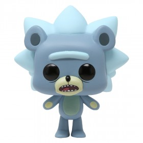 Funko POP Animation Rick And Morty Teddy Rick (blue)