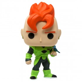Funko POP Animation Dragon Ball Z Android 16 (green)