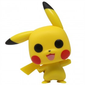 Funko POP Games Pokemon Pikachu Waving (yellow)