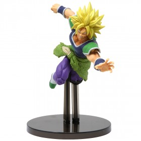Banpresto Dragon Ball Match Makers Super Saiyan Broly Figure (green)