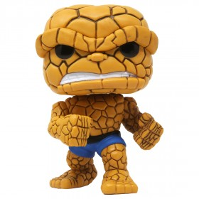 Funko POP Marvel Fantastic Four The Thing (brown)