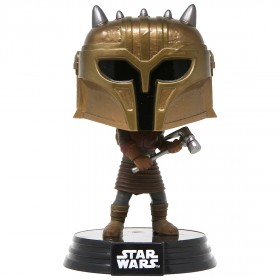 Funko POP Star Wars The Mandalorian -  The Armorer (brown)