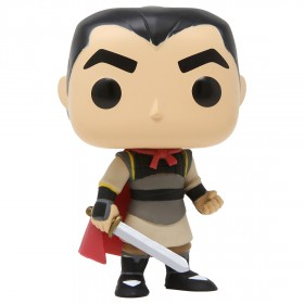 Funko POP Disney Mulan Li Shang (tan)