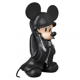 PREORDER - Medicom UDF Kingdom Hearts King Mickey Ultra Detail Figure (black)
