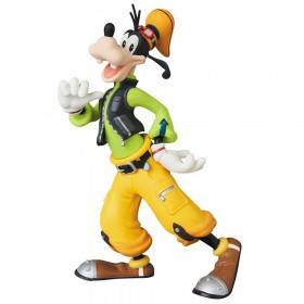 PREORDER - Medicom UDF Kingdom Hearts Goofy Ultra Detail Figure (yellow)