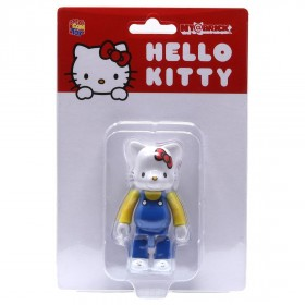 Medicom Hello Kitty 100% Nyabrick Figure (blue)