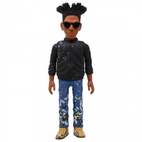 Medicom VCD Jean-Michel Basquiat Sunglasses Ver. Figure (gray)
