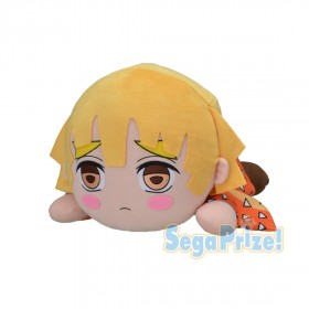 PREORDER - Sega Demon Slayer Kimetsu no Yaiba Zenitsu Agatsuma MEJ Lay-Down Plush (yellow)