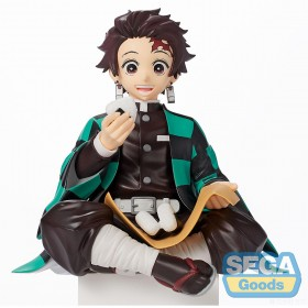 PREORDER - Sega Demon Slayer Kimetsu no Yaiba Tanjiro Kamado Premium Perching Figure (green)