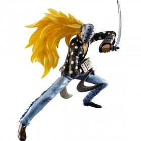 One Piece Killer POP 1/8 Scale Neo-Ex Excellent Model Figure (black / gold)
