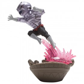 Banpresto Dragon Ball Super World Collectable Diorama Vol.2 Jiren Figure (silver)