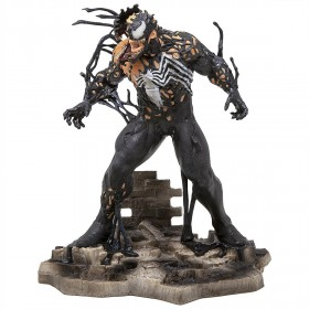 Diamond Select Toys Marvel Gallery Venom Comic 9 Inch PVC Diorama Figure (black)